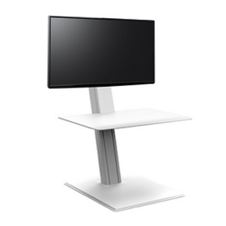 HUMANSCALE Quickstand Eco, Single Monitor
