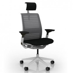 Steelcase Think Chair with Headrest