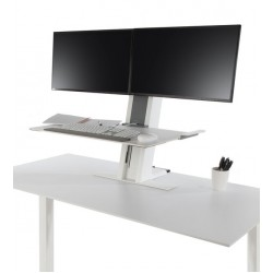 Humanscale QuickStand Classic Dual